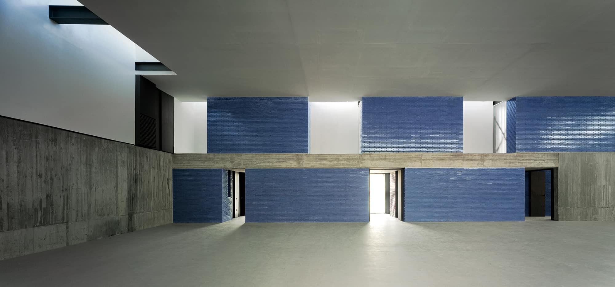 PABELLON GIMNASIA JARAIZ - arquitectura deportiva- LANDINEZ+REY | equipo L2G arquitectos, slp [ eL2Gaa ]
