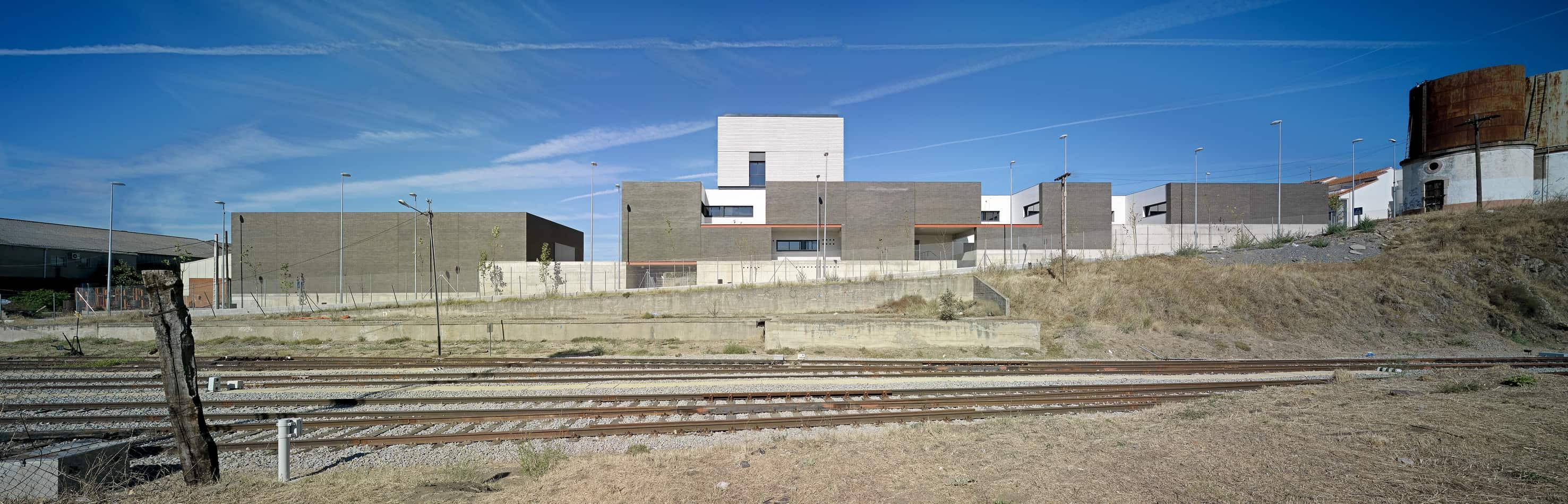 IES PLASENCIA - arquitectura escolar - LANDINEZ+REY | equipo L2G arquitectos, slp [ eL2Gaa ] - arquitectura escolar