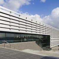 Estación Rivas Futura METRO de Madrid - arquitectura transporte - LGV+LANDINEZ+REY | equipo L2G arquitectos, slp [ eL2Gaa ]