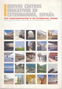 obra publicada - publicación CENTROS EDUCATIVOS EXTREMADURA LANDINEZ+REY arquitectos