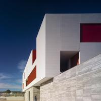 IES Coria - arquitectura extremadura - LANDINEZ+REY | equipo L2G arquitectos, slp [ eL2Gaa ]