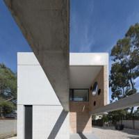 Vivienda_IA - hormigon arquitectónico y fabricas de ladrillo - LANDINEZ+REY | equipo L2G arquitectos, slp [ eL2Gaa ]