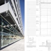 Secciones+Alzados Estación METRO de MADRID_LGV+LANDINEZ+REY | equipo L2G arquitectos, slp [ eL2Gaa ]