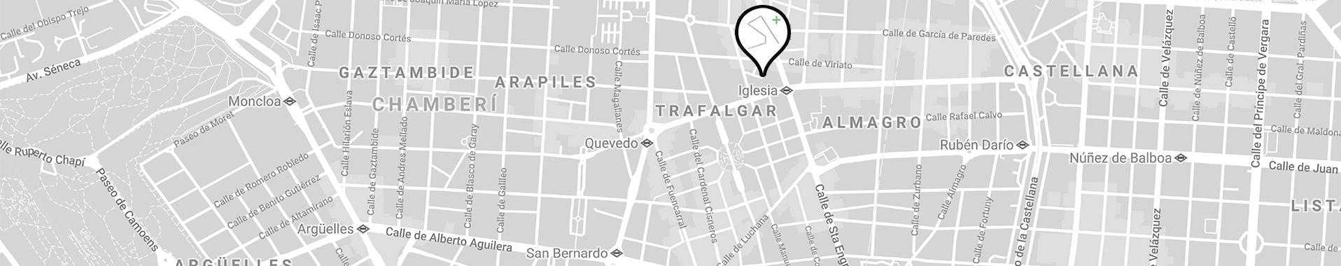 LANDÍNEZ+REY | equipo L2G arquitectos asociados, slp [eL2Gaa] - calle BALMES, 4 local-dcha 28010 - Madrid