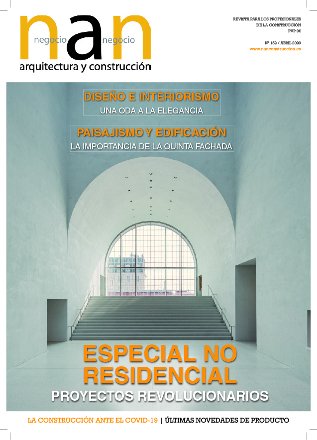 revista NAN arquitectura y Construcción especial no residencial landinez+rey arquitectos [eL2Gaa]